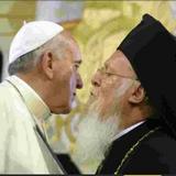 Опасный тандем: Патриарх Варфоломей третирует Украину, папа римский Франциск слетал в Прибалтику