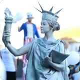 «Храм предательства»: 5 июля в Ельцин-центре отпраздновали день независимости США