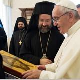 «Единство уже предугадывается»: Папа Франциск заявил о «полном созвучии взглядов» с патриархом Варфоломеем