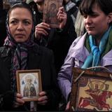 Всенародная соборная молитва – духовный щит: Православный народ добавил в ежедневное правило прошение о запрете фильма «Матильда»