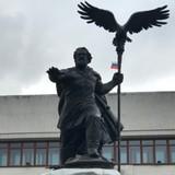 Государь-собиратель Русских земель вместо палача Русского народа: В Калужской области освящен уже второй памятник Царю Иоанну III