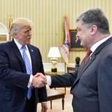 Более чем теплый прием: О встрече Трампа и Порошенко и последствиях