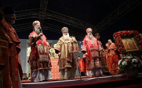 Царский крестный ход возрождает Русь: И.М. Друзь на Екатеринбургской Голгофе (ФОТО+ВИДЕО)